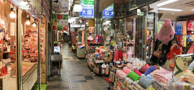 Ikuno Korea Town3