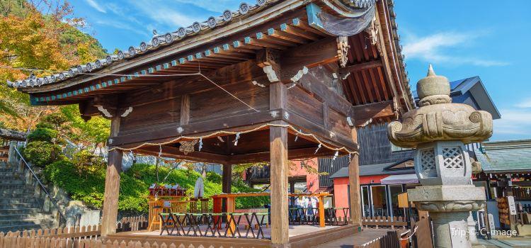 Kobe Kitano Temman Shrine1