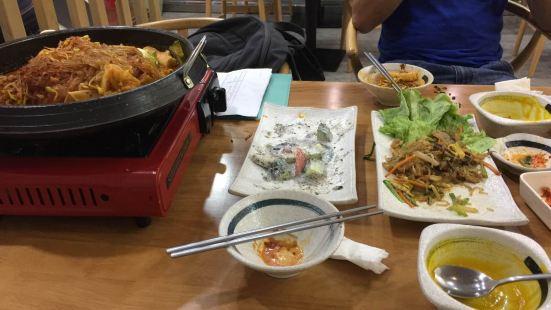 新汜洞韓國料理