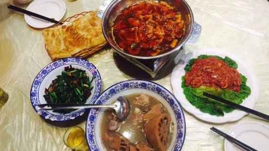 翠竹園農家菜