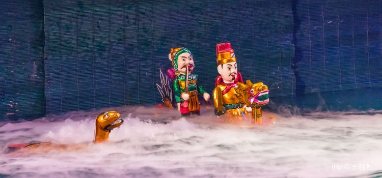Thang Long Water Puppet Theatre1