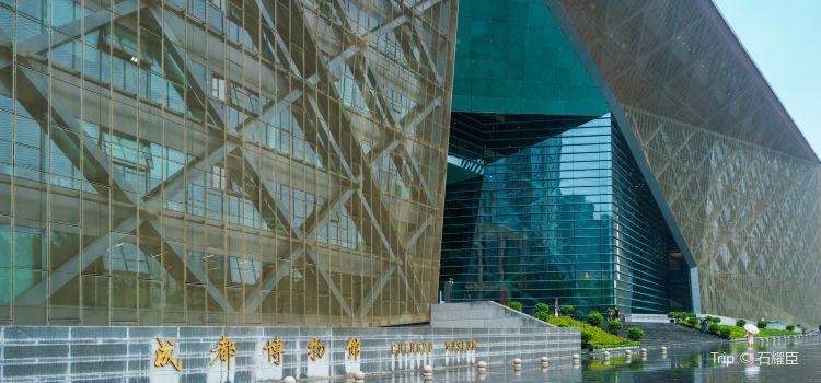 Chengdu Museum New Hall1