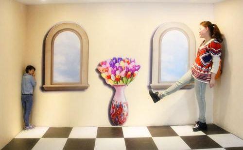 瞳藝泰安3D錯覺藝術館