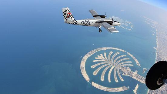 Dubai Skydiving Experience