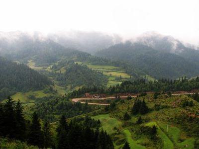 忻州管涔山