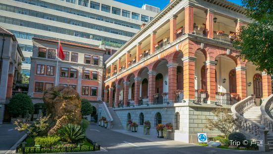 Fazujie Huishen Gongxie Former Site