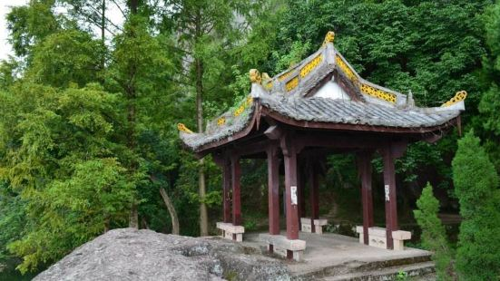 Eight Immortals Pavilion