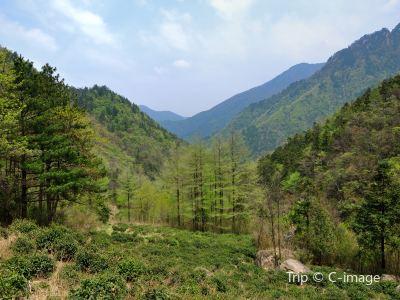 Longwangshan Canyon Rafting