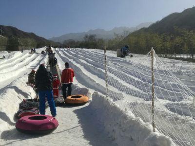 竹林畔滑雪場