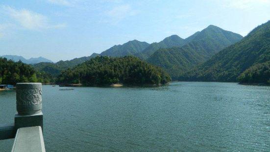 金華仙源湖