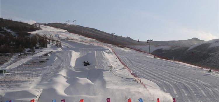岱海國際滑雪場1