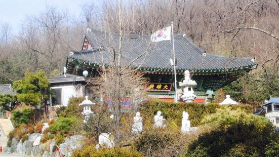 Bongwon-sa Temple