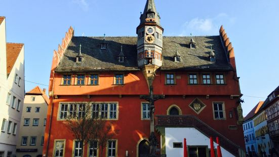 Neues Rathaus (New townhall)