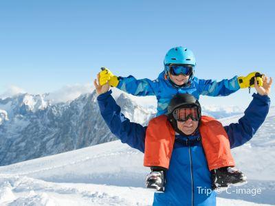 狼牙山滑雪場