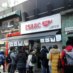 Isaac Toast Myeongdong User Photo