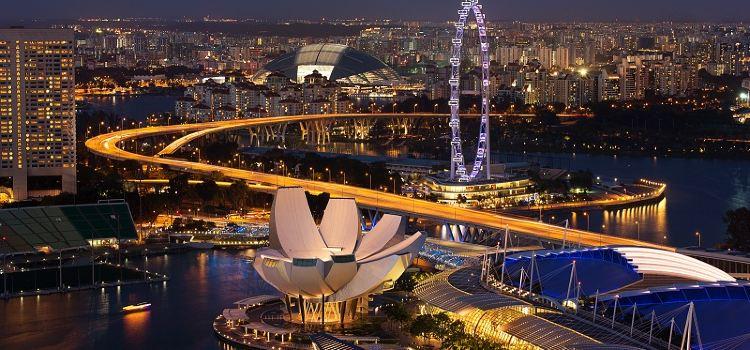 新加坡摩天觀景輪3