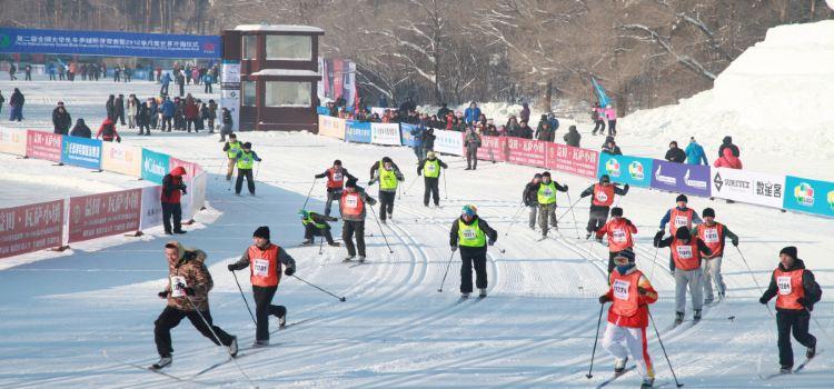 Jingyuetan Ski Resort2