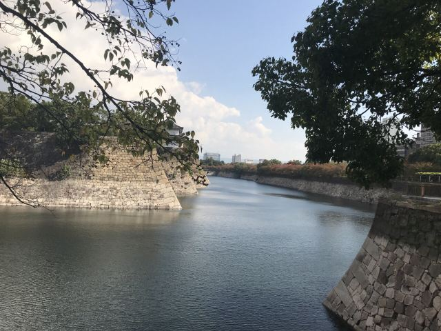 오사카 성