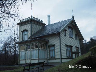 Edvard Grieg House