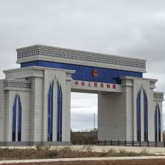 후룬베이얼 대초원 여행 사진