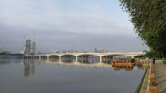 城固縣漢江大橋