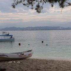 마무틱섬 여행 사진