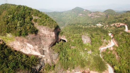 Baijiaozhai Mountain