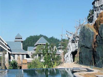 Tianfangyuetan Ecological Tourism Scenic Spot