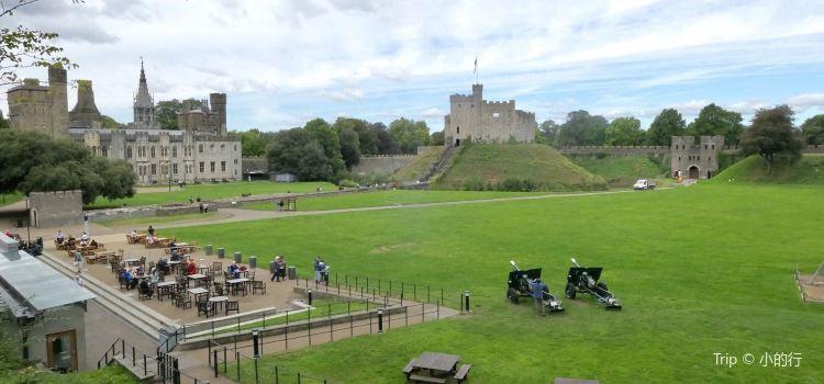 Cardiff Castle1