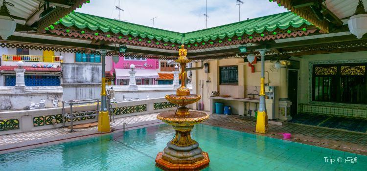 Kampung Kling Mosque2