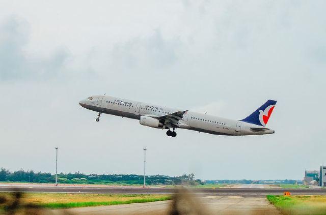 持 L 簽可以直飛澳門,澳門航空多地來回澳門鉅惠來襲,來回低至293元起!