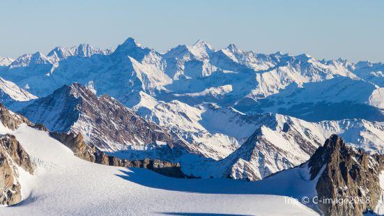 몽블랑 산