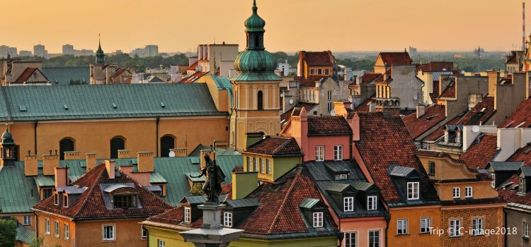Warsaw Old Town3