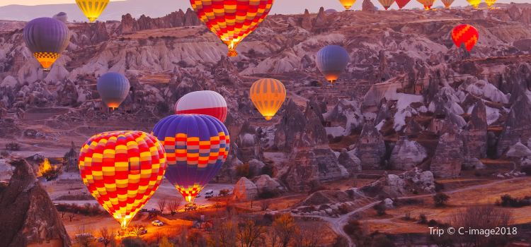 Cappadocia Hot Air Balloon1