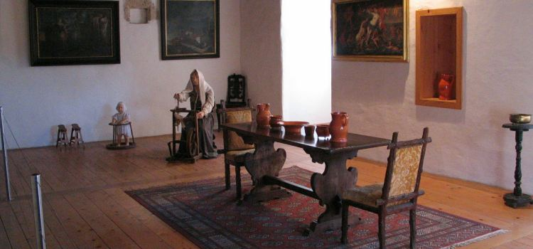 帕瑞德姆斯基城堡3