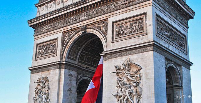 Arc de Triomphe de l'Etoile2