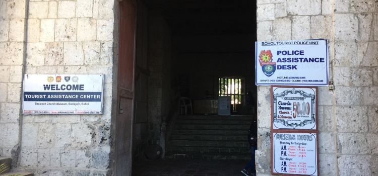 Baclayon Ecclesiastical Museum1