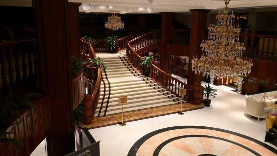 吳哥麗晶思酒店點心餐廳