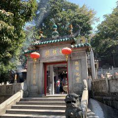 마카오 역사지구 여행 사진