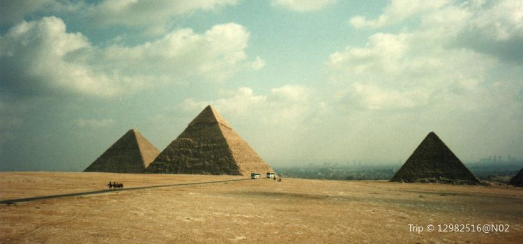 Pyramid of Menkaure1
