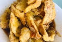 吉林市美食图片-锅包肉
