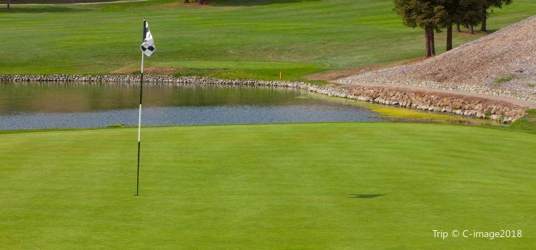 Jinji Lake International Golf1
