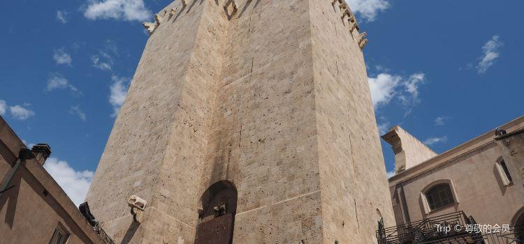 卡利亞里大象塔1