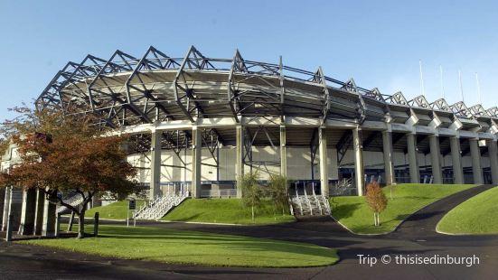 BT Murrayfield Stadium运动场
