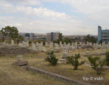 로마 목욕탕 유적지