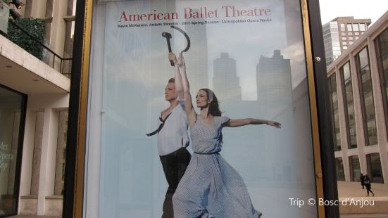 美國芭蕾舞劇團