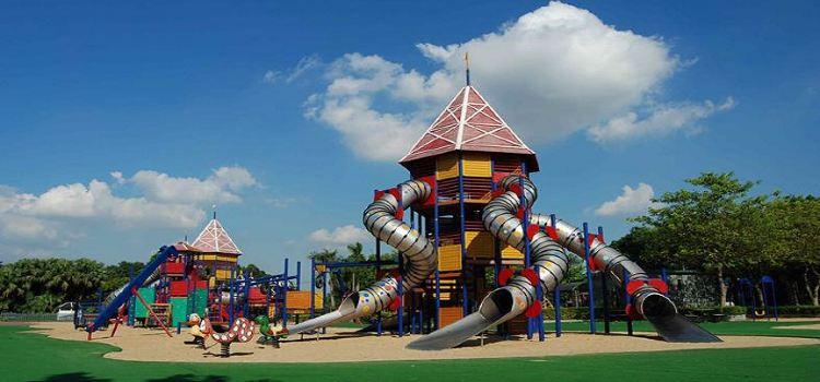Guanlanhu Ecological Sports Park1