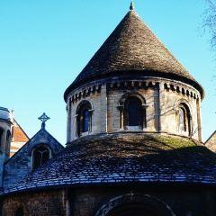 Round Church 여행 사진