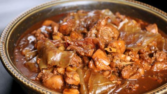 三人行醬汁雞(涑河店)