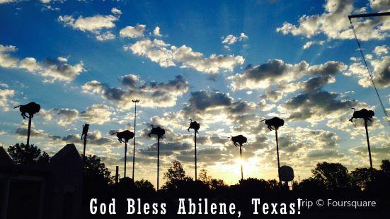 Frontier Texas!